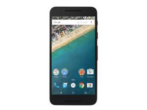 LG Google Nexus 5X LG-H791 16GB (No CDMA, GSM only) Factory Unlocked 4G/LTE Smartphone - Carbon Black