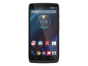 Motorola DROID Turbo XT1254 32GB Verizon Unlocked 4G LTE Quad-Core Android Phone w/ 21MP Camera - Black