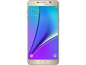 Samsung Galaxy Note 5 N920A 32GB AT&T Unlocked Phone w/ 16MP Camera - Gold