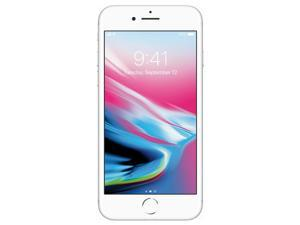Apple iPhone 8 256GB Unlocked GSM Phone w/ 12MP Camera - Silver