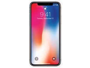 Apple iPhone X 256GB Unlocked GSM Phone w/ Dual 12MP Camera - Space Gray