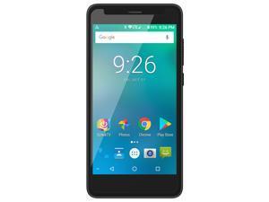 "Schok Freedom Turbo 4G LTE Unlocked GSM Phone w/ 13 MP Camera 5"" Black 16GB 2GB RAM"