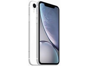 Apple iPhone XR 64GB Unlocked GSM 4G LTE Phone w/ 12 MP Camera - White
