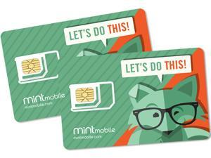 Mint Mobile - Starter Kit (7-Day Trial)