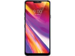 LG G7 ThinQ G710ULM 64GB Fully Unlocked GSM / CDMA Phone w/ Dual 16 MP Camera's (U.S. Warranty) - Platinum Gray
