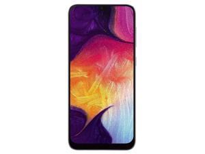 Samsung Galaxy A50 A505G 64GB Duos GSM Unlocked Phone w/triple 25MP Camera - White