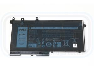 51Wh 93FTF Battery for Dell Latitude 5480 5488 083XPC 83XPC D4CMT Series Laptop