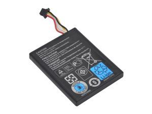 T40JJ 070K80 70K80 H132V 0H132V Laptop Battery Replacement for Dell PowerEdge Server PERC H710 H710P H730 H810 H830(3.7V 1.8Wh)