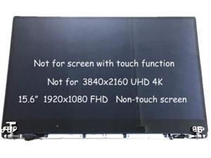 """15.6"""" FHD LCD Screen Full Assembly Replacemen for Dell Precision 5520 Non-Touch (Max. Resolution:1920x1080)"""