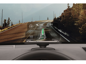 Hudway Glass Navigational Heads-Up Display for iOS and Android