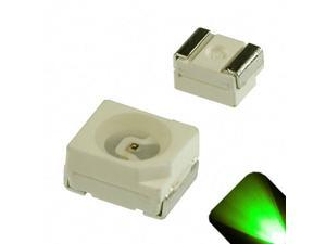 20 x PLCC-2 SMD Pure Green - Ultra Bright 1210 / 3528 LED