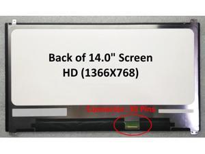 "B133XTN01.3 New 13.3/"" LED WXGA HD 30pin eDP SLIM LCD Screen MATTE"