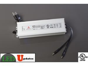 UL Listed 12v 12.5A 150w power supply Driver for LED Strip Light, Modules, and other electronics