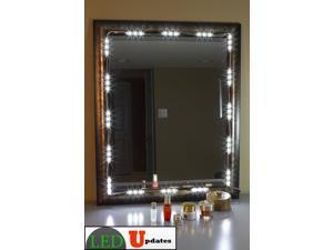 Makeup LED light for make up vanity mirror with UL 12v power