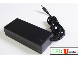UL Listed 12v 6A 72w Power Supply Driver AC adapter for LED Strip Light, Module, CCTV, and other electronics