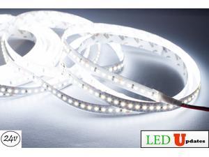 24V 90 CRI 6000K WHITE COLOR 2216 LED STRIP LIGHT