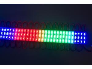 40ft Storefront LED Light CHASE EFFECT MULTI-COLOR 5050 MAGIC DREAM SERIES MODULE