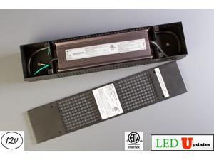 ETL LISTED 12V 10A 120W TRIAC DIMMABLE POWER SUPPLY LED Driver for LED Light Strip light, Module, and other applications