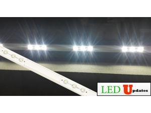 STOREFRONT LED WHITE TRACK WITH WHITE T5630 SUPER BRIGHT LED LIGHT 20ft
