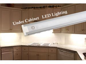 UNDER CABINET LED LIGHT U3014 SERIES WITH TOUCH ON/OFF DIM SWITCH (PURE WHITE)