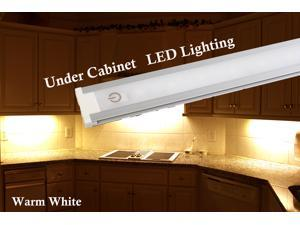 UNDER CABINET LED LIGHT U3014 SERIES WITH TOUCH ON/OFF DIM SWITCH ( warm white )