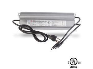 UL LISTED 24V 10.41 AMP 250W CONSTANT VOLTAGE WATERPROOF POWER SUPPLY DRIVER
