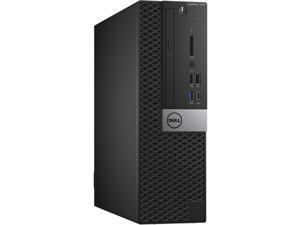 Dell OptiPlex 7050 SFF PC - Intel Core i5 6500 6th Gen 3.20 GHz 8GB 2TB HDD DVD-RW Windows 10 Pro 64-Bit