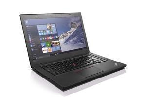 "Lenovo Thinkpad T440 14.0"" Laptop - Intel Core i5 4300U 4th Gen 1.9 GHz 8GB 128GB SSD Windows 10 Pro 64-Bit - Webcam"