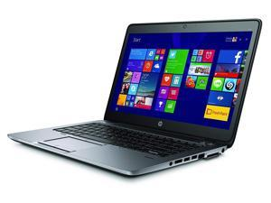 """HP Elitebook 840 G2 14.0"""" Laptop - Intel Core i5 5300U 5th Gen 2.3 GHz 16GB 256GB SSD Windows 10 Pro 64-Bit - Webcam"""