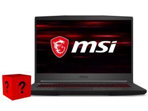 "MSI GF65 Thin Gamer Notebook 15.6"" IPS-Level FHD Intel Core i5 9th Gen 9300H GeForce GTX 1660 Ti 16 GB DDR4 Memory 2 TB NVMe SSD Windows 10 Pro 64-bit Gaming Laptop Computer PC"