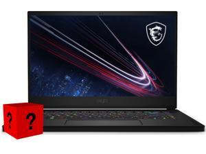 "XPC MSI GS66 Stealth 11UH-235 Gaming Laptop (Intel Core i7-11800H, 16GB RAM, 2TB EVO PLUS NVMe SSD, NVIDIA GeForce RTX 3080 16GB, 15.6"" QHD 165Hz, Windows 10 Pro) Gamer Notebook Computer"