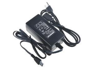 ABLEGRID AC DC Adapter For HP Photosmart C3140 C3180 C4180 C5550 C5580 Printer Power Cord