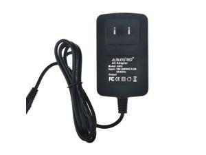 ABLEGRID 4ft Small AC DC Adapter For Sharper Image #ML600 7 LCD TV Under cabinet DVD/Radio Player Power Supply Cord Cable PS Charger Input: 100-240 VAC 50/60Hz Worldwide Voltage Use Mains PSU