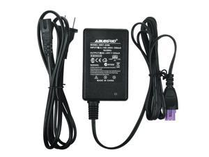 ABLEGRID New AC DC Adapter For HP Deskjet 3050 3050A J610 J610A All-In-One Inkjet AIO Printer Power Supply Cord Cable Charger Input: 100-240 VAC Worldwide Use Mains PSU
