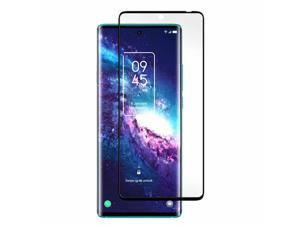 Blu Element 3D Curved Glass Screen Protector for TCL 20 Pro 5G Screen Protectors