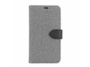 Blu Element 2 in 1 Folio Case Gray/Black for Samsung Galaxy S10 Cases