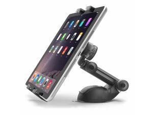 iOttie Easy Smart Tap 2 Universal Car & Desk Mount Holder Stand Cradle for Tablet: iPad Air/4/3/2, iPad Mini/Retina, Galaxy Tab 4/3, Nexus 7, Kindle Fire HD/7/6/ Fire HDX 8.9/7/ Fire 2