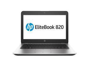 HP EliteBook 820 G3 w/ Core™ i5-6300U, 8GB, 256GB SSD, 12.5in HD, Windows 10 Pro