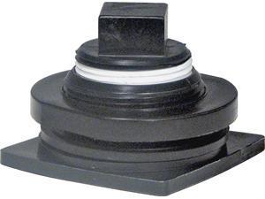 Rubbermaid Drain Plug Kit,Use With 1MDB5-8,1MDC1  FG505012