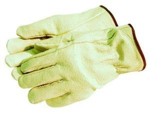 Memphis Glove 3400xl X-large Straight Thumbunlined Pig Driver