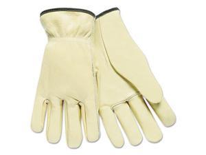 Memphis Glove 3200l Grain Leather Cream Color Elastic Bk