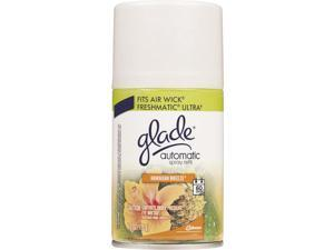 Glade 71777 Automatic Air Freshener Refill, 6.2 oz Aerosol Can, Colorless
