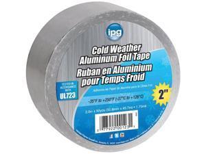 Intertape 2 In. x 50 Yd. UL723 Cold Weather Aluminum Foil Tape 9502-B