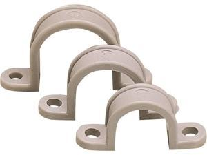 Gardner Bender GCC-120 20 Count .5 in. Two Hole Plastic Straps