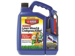 Bayer 704138A Bayer Advanced Lawn Weed/Crabgrass Killer, All-In-One, 1.3 Gal