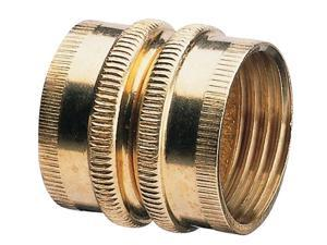 """3/4"""" X 3/4"""" Fem Brass Connector GILMOUR MFG Hose Repair and Parts 7FHS7FH"""