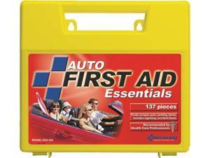 Essentials First Aid Kit for 5 People, 138 Pieces/Kit 340