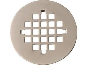 Oatey 42018 Brushed Nickel Strainer Universal Snap-Tite - Each