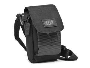 USA Gear Holster Case Bag for Nikon Rangefinder with Shoulder Strap & Belt Loop - Fits 8397 ACULON AL11 , Forestry Pro , 16228 ARROW ID 5000 , Coolshot 20 , Prostaff 7i , Monarch 7I , And More