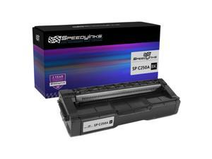 Speedy Inks - Compatible Ricoh 407539 / SP C250A Black Toner Cartridge 2300 Page Yield